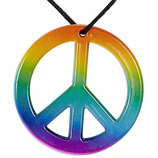 Peace halssmykke