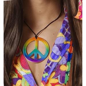 Bilde av Peace halssmykke