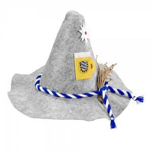 Bilde av Grå Bavarian hatt