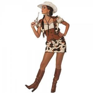 Bilde av Cowgirl Ringo - kostyme