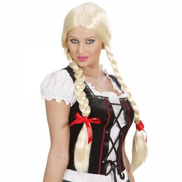 Gretel parykk blond