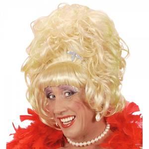 Bilde av Blond Drag Queen parykk