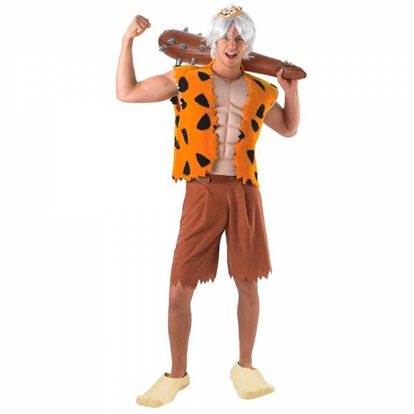 Bam-Bam Rubble DLX - kostyme