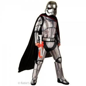 Bilde av Captain Phasma Deluxe kostyme