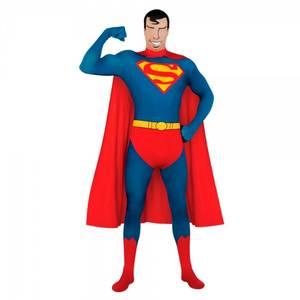 Bilde av Superman 2nd Skin kostyme