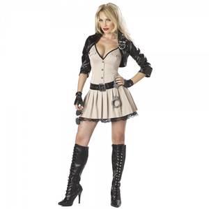 Bilde av Highway Hottie kostyme