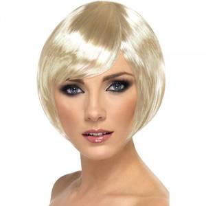 Bilde av Babe blond parykk