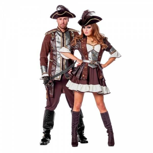 Captain Cutthroat pirat kostyme