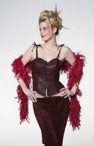 Bilde av Leather Top - kostyme