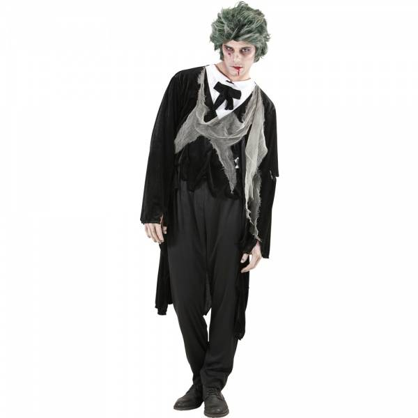 Zombie Gentleman kostyme