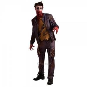 Bilde av Shawn The Undead kostyme