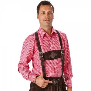 Bilde av Tyroler skjorte - kostyme