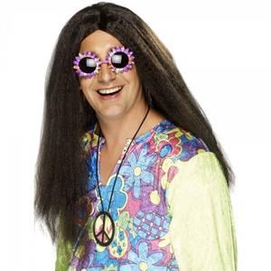 Bilde av Hippie parykk