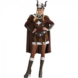 Bilde av Viking Viktoria kostyme