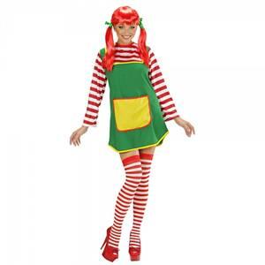 Bilde av Pippi Langstrømpe kostyme