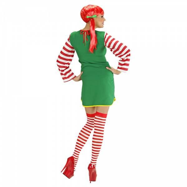 Pippi Langstrømpe kostyme