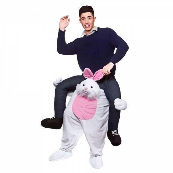 Carry Me Mascot Bunny - kostyme