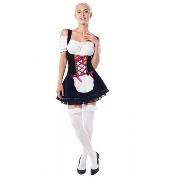 Oktoberfest Knestrømper dame