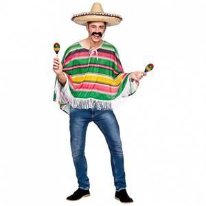 Bilde av Mexican Bandit Poncho -