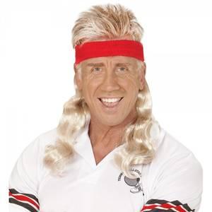 Bilde av Svettebånd med blond hår