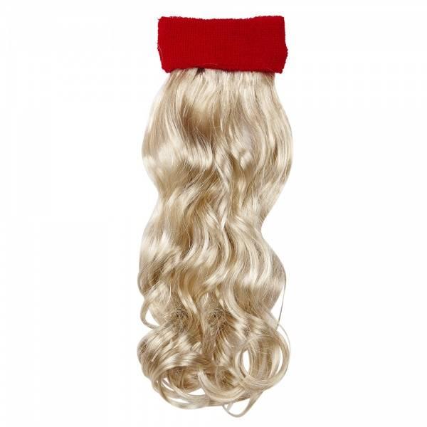 Svettebånd med blond hår