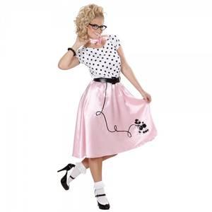 Bilde av 50's Girl kostyme