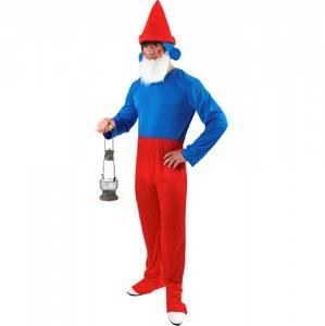 Bilde av Garden Gnome Smurf kostyme