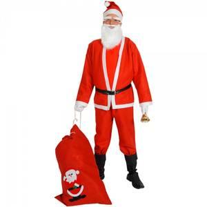 Bilde av Julenisse kostyme inkl.