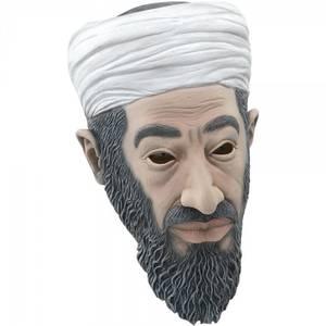 Bilde av Bin Laden maske