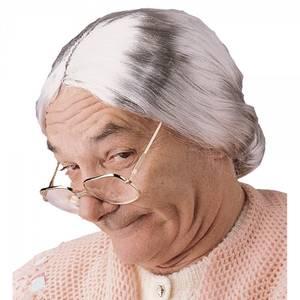 Bilde av Oldemor parykk