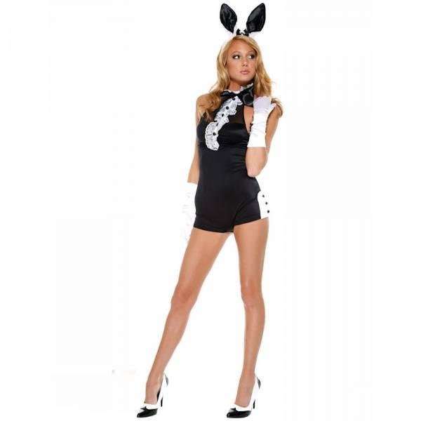 Plush Bunny DLX kostyme