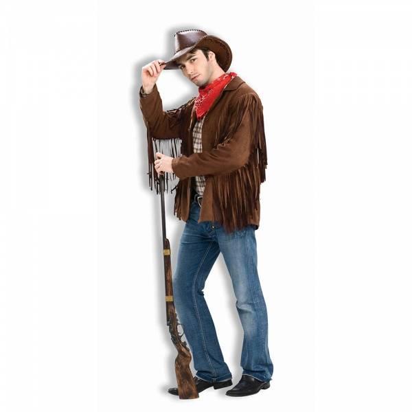 Buffalo Bill jakke - kostyme