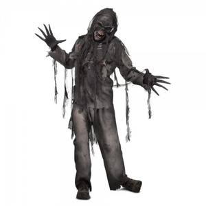 Bilde av Burned Zombie m. maske