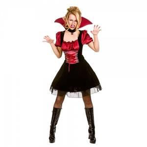 Bilde av Bloodlust Vamp kostyme
