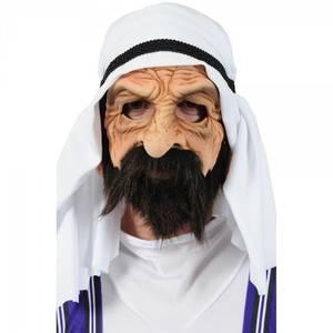 Bilde av Oil King maske med skjegg