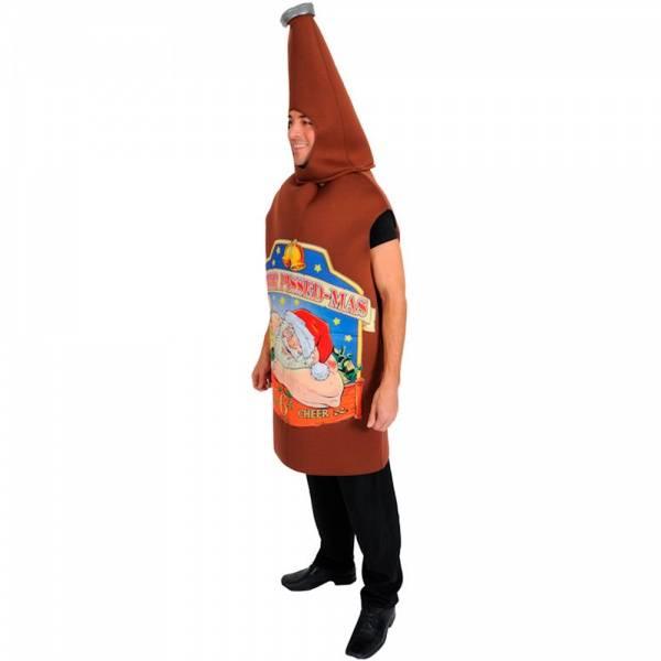 Father Pissed-Mas kostyme
