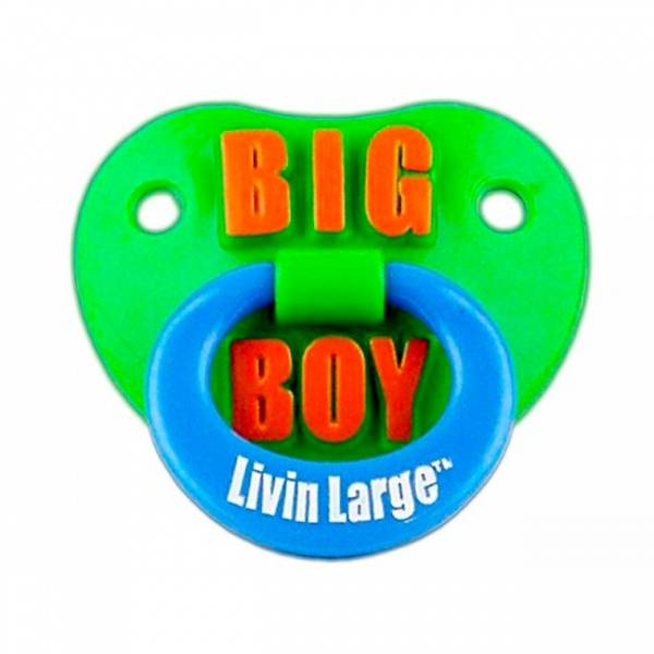 Big Boy - narresmokk