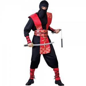Bilde av Ninja Master kostyme