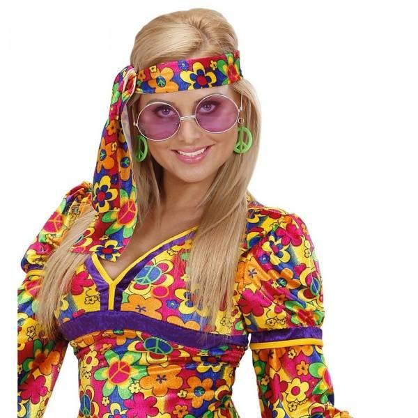 Store Hippie briller