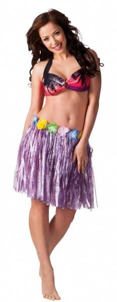 Hula Hula kostyme - lilla skjørt