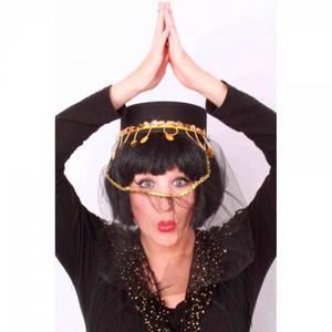 Bilde av Arabisk hatt med slør