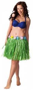 Bilde av Hula Hula kostyme - grønn
