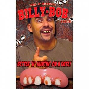 Bilde av Billy Bob m. hull- løstenner