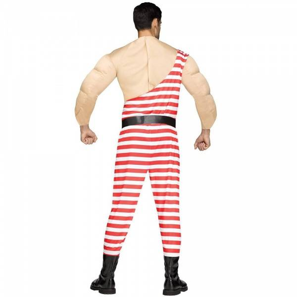 Carny Muscle Man - kostyme