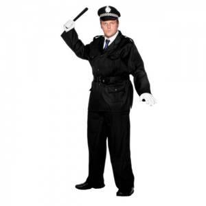 Bilde av Politi kostyme XL