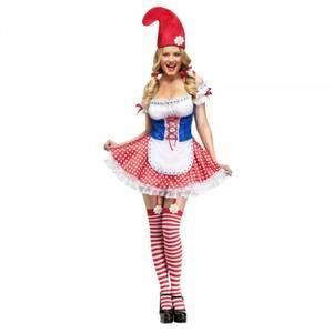 Bilde av Miss Gnome kostyme