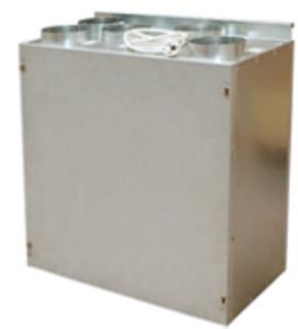 Bilde av Villavent VR 300 ECV/B filtersett ventilasjonsfilter