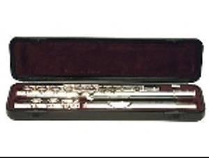 Bilde av Yamaha fløyte YFL 221 og  Nuvo opplæringsfløyte