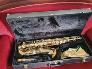 Bilde av Saxofon lite brukt