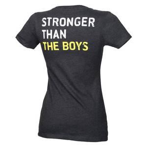 Bilde av Gold's Gym Stronger Than The Boys Tee